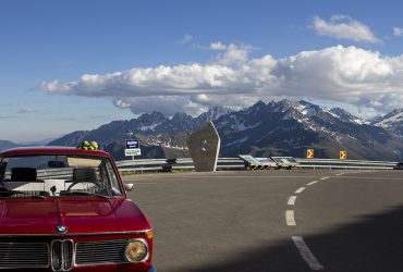 Grossglockner Alpinestrasse